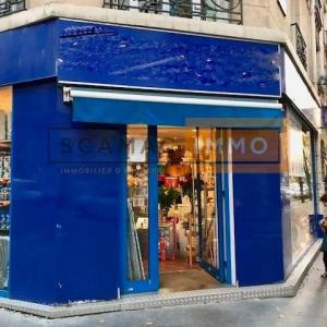 Location Local Commercial 93 m² non divisibles